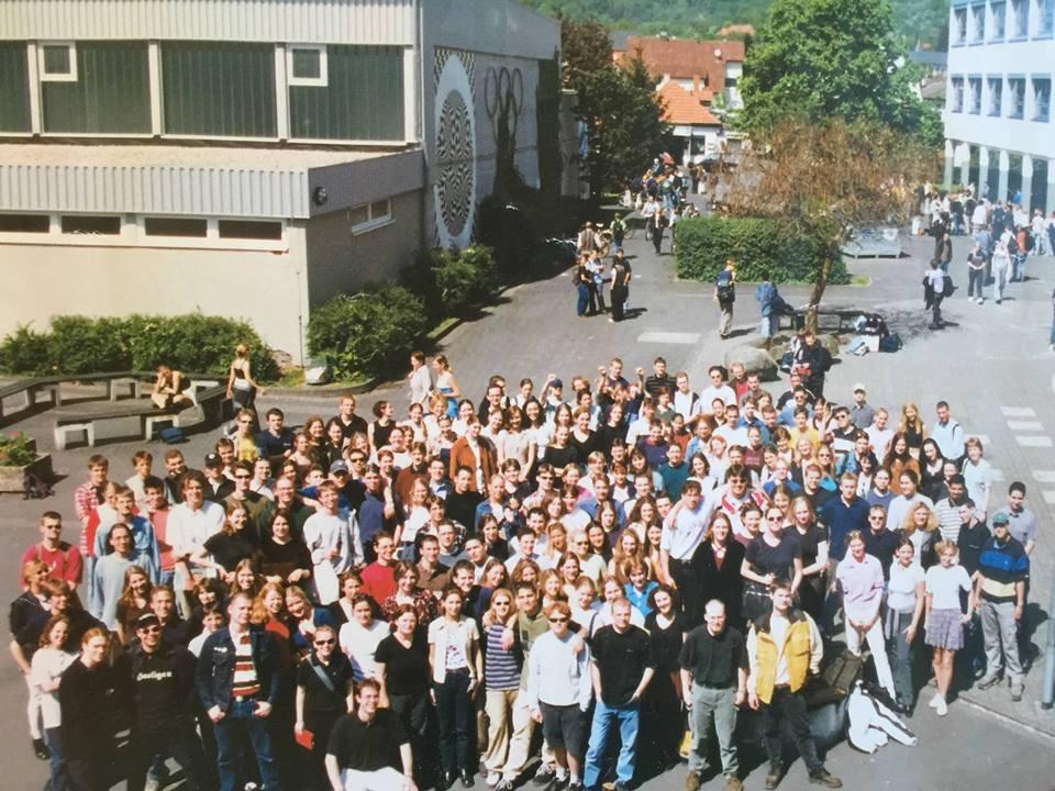 Abiturjubiläum • 1999 – GGG